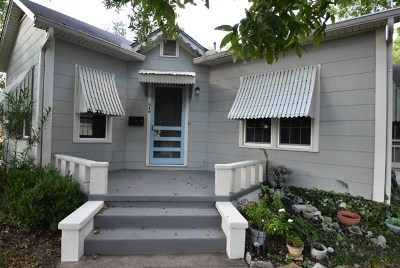 Fredericksburg Single Family Home For Sale: 316 W Orchard St