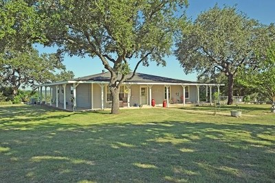 Harper Single Family Home For Sale: 2021 Dinosaur Ranch Rd