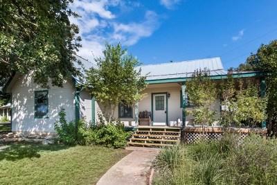 Fredericksburg Single Family Home For Sale: 247 Sunday Circle