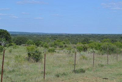 Fredericksburg TX Ranch Land For Sale: $589,900