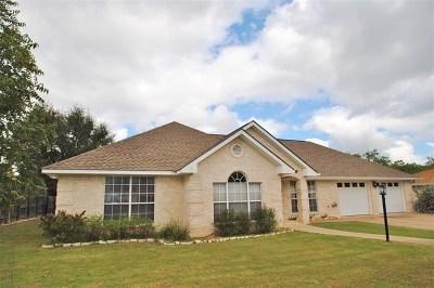 Fredericksburg Single Family Home Under Contract W/Contingencies: 604 Tanya