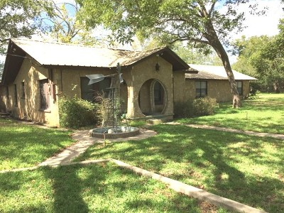 Blanco County Single Family Home For Sale: 2843 Us Hwy 281