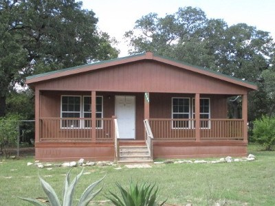 Fredericksburg Single Family Home Under Contract W/Contingencies: 1127 Deer Trail