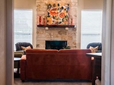 Fredericksburg Single Family Home For Sale: 803 Scarlet Oak Court