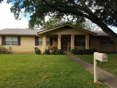 Fredericksburg TX Single Family Home For Sale: $249,500