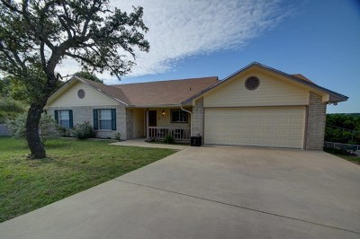 Kerrville Single Family Home For Sale: 195 Woodhill Rd.