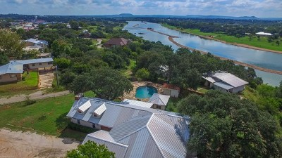 Llano Single Family Home For Sale: 300 Sunset