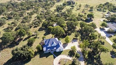 Fredericksburg Single Family Home For Sale: 323 Paradise Ranch Rd