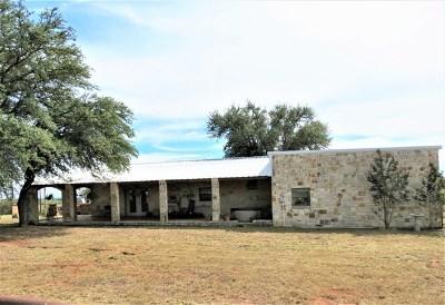 Mason County Single Family Home Under Contract W/Contingencies: 1518 Johnson Rd