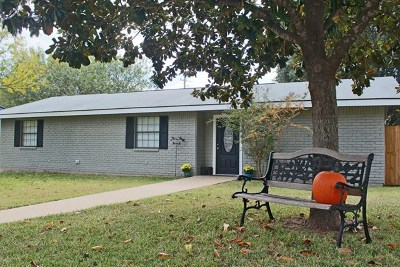 Fredericksburg Single Family Home For Sale: 403 W Nimitz St