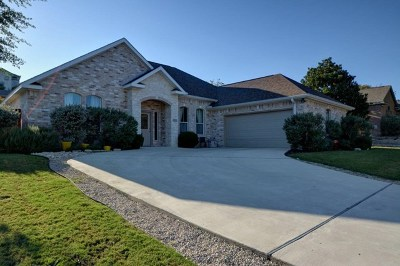 Kerrville Single Family Home For Sale: 1809 Mountain Laurel