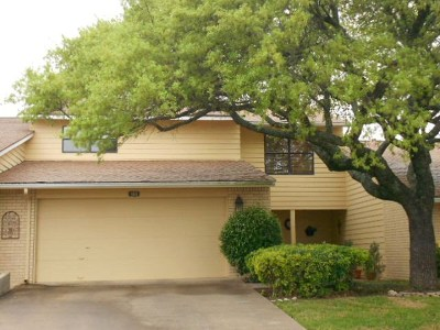 Fredericksburg Single Family Home Under Contract W/Contingencies: 408 Summit Circle Dr