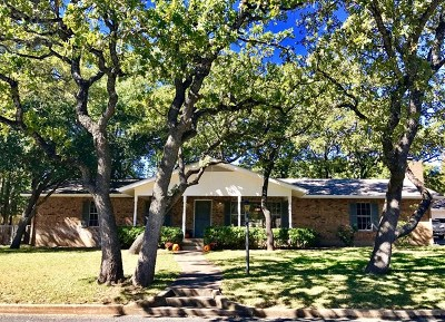 Fredericksburg Single Family Home For Sale: 303 Tanglewood Dr