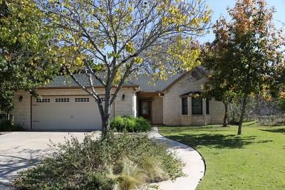 Fredericksburg Single Family Home For Sale: 415 N Acorn St