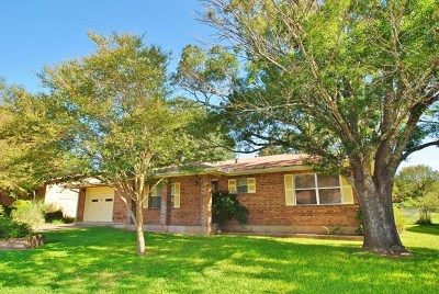 Fredericksburg Single Family Home For Sale: 208 Glenmoor Dr