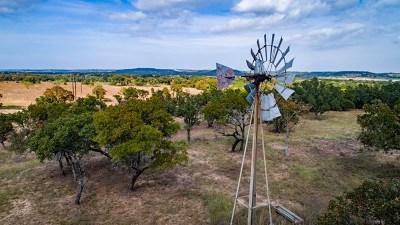Fredericksburg TX Ranch Land Under Contract W/Contingencies: $446,400
