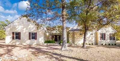 Fredericksburg Single Family Home For Sale: 29 S Buckhorn Trail