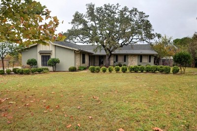 Kerr County Single Family Home For Sale: 212 Riverhill Blvd.