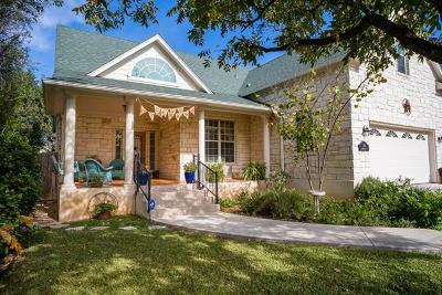 Fredericksburg Single Family Home For Sale: 506 W Hackberry