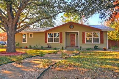 Fredericksburg Single Family Home For Sale: 802 N Lincoln