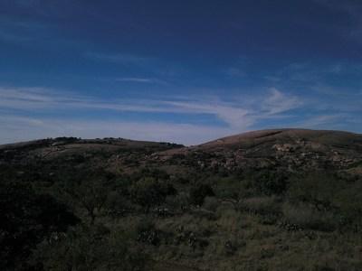 Fredericksburg TX Ranch Land For Sale: $882,000