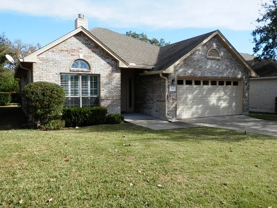 Fredericksburg Single Family Home Under Contract: 206 Peach Tree Lane