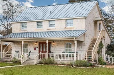 Fredericksburg Single Family Home For Sale: 204 N Acorn St