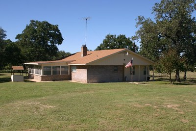Fredericksburg Single Family Home Under Contract W/Contingencies: 384 Woodland Dr