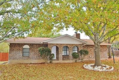 Fredericksburg Single Family Home For Sale: 215 Crestwood Dr