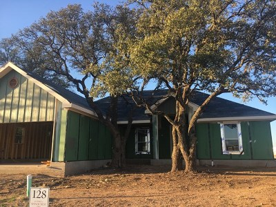 Fredericksburg TX Single Family Home For Sale: $296,500