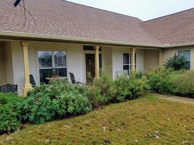 Fredericksburg Single Family Home For Sale: 601 Lupine Lane