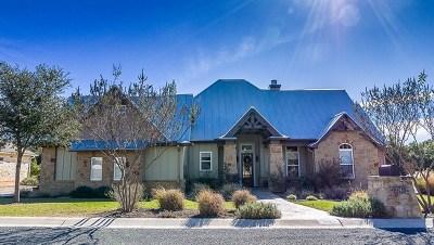 Fredericksburg Single Family Home For Sale: 2147 Stone Oak