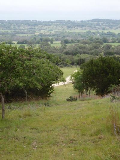 Fredericksburg TX Ranch Land For Sale: $769,500