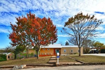 Fredericksburg Single Family Home For Sale: 672 Bob Moritz Dr