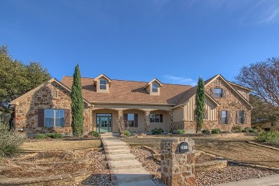 Fredericksburg Single Family Home For Sale: 2311 Summit Forest