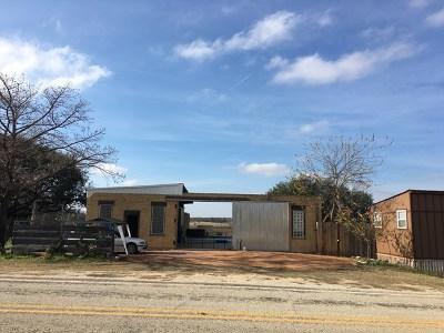 Stonewall Single Family Home Under Contract W/Contingencies: 775 Ranch Rd 1