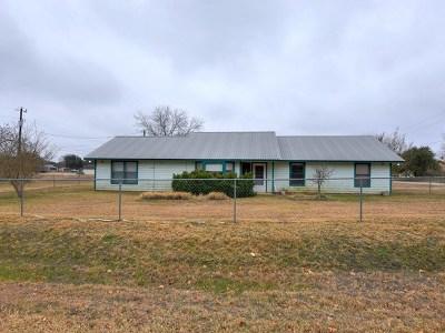 Blanco County Single Family Home Under Contract: 1206 Oak Ridge