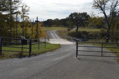 Fredericksburg TX Ranch Land Under Contract W/Contingencies: $181,500