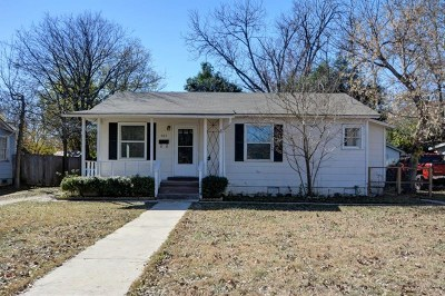 Kerrville Single Family Home For Sale: 505 N Stonewall