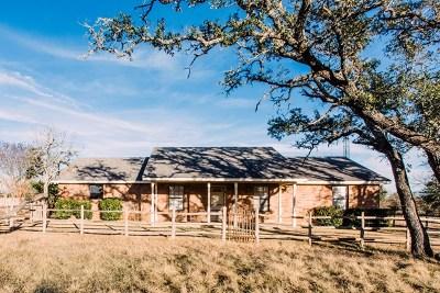 Fredericksburg Single Family Home For Sale: 1639 Hollmig Lane