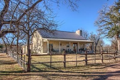 Fredericksburg Single Family Home For Sale: 2747 Lower Crabapple Rd