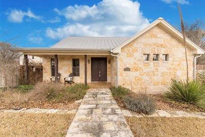 Gillespie County Single Family Home For Sale: 310 Frederick Rd
