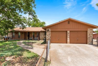 Gillespie County Single Family Home For Sale: 15676 Fm 2093