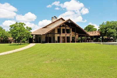 Kerr County Single Family Home For Sale: 1971 Fm 1340