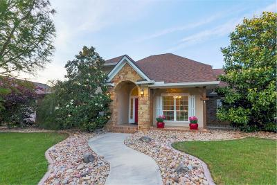 Gillespie County Single Family Home For Sale: 2150 Hedgestone