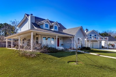 Fredericksburg Single Family Home For Sale: 903 Hawthorn Ln