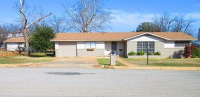 Llano County Single Family Home Under Contract: 205 W Marble
