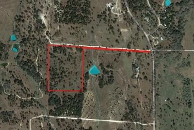 Fredericksburg TX Ranch Land Under Contract W/Contingencies: $258,500
