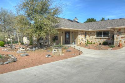 Kerrville Single Family Home For Sale: 160 N Crockett Dr.
