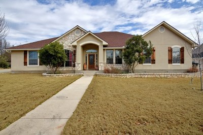 Gillespie County Single Family Home For Sale: 2154 Hedgestone